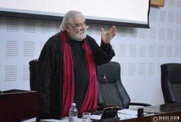 "[VIDEO]  Conferința acad. SORIN DUMITRESCU – ""LUPTA ICOANEI CU SISTEMUL"""