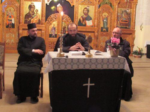 """Activități duhovnicești, în parohia clujeană """"Adormirea Maicii Domnului"""""""