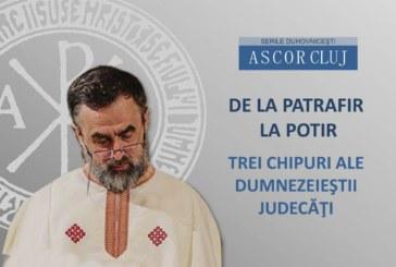 """[AUDIO] Pr. VASILE VLAD – """"Trei chipuri ale Dumnezeieştii Judecăţi"""""""