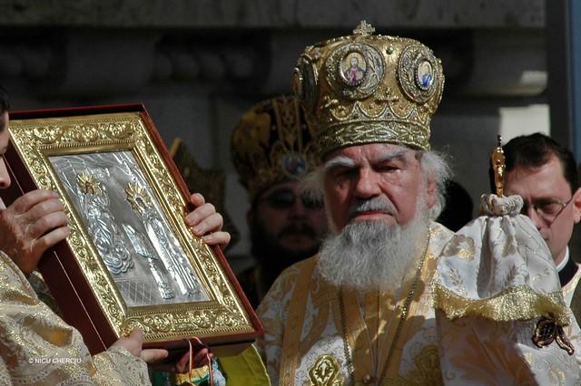 """Mitropolitul Bartolomeu: """"Nimeni nu poate pretinde că este cu adevărat intelectual dacă nu a citit măcar odată în viața lui Biblia."""""""