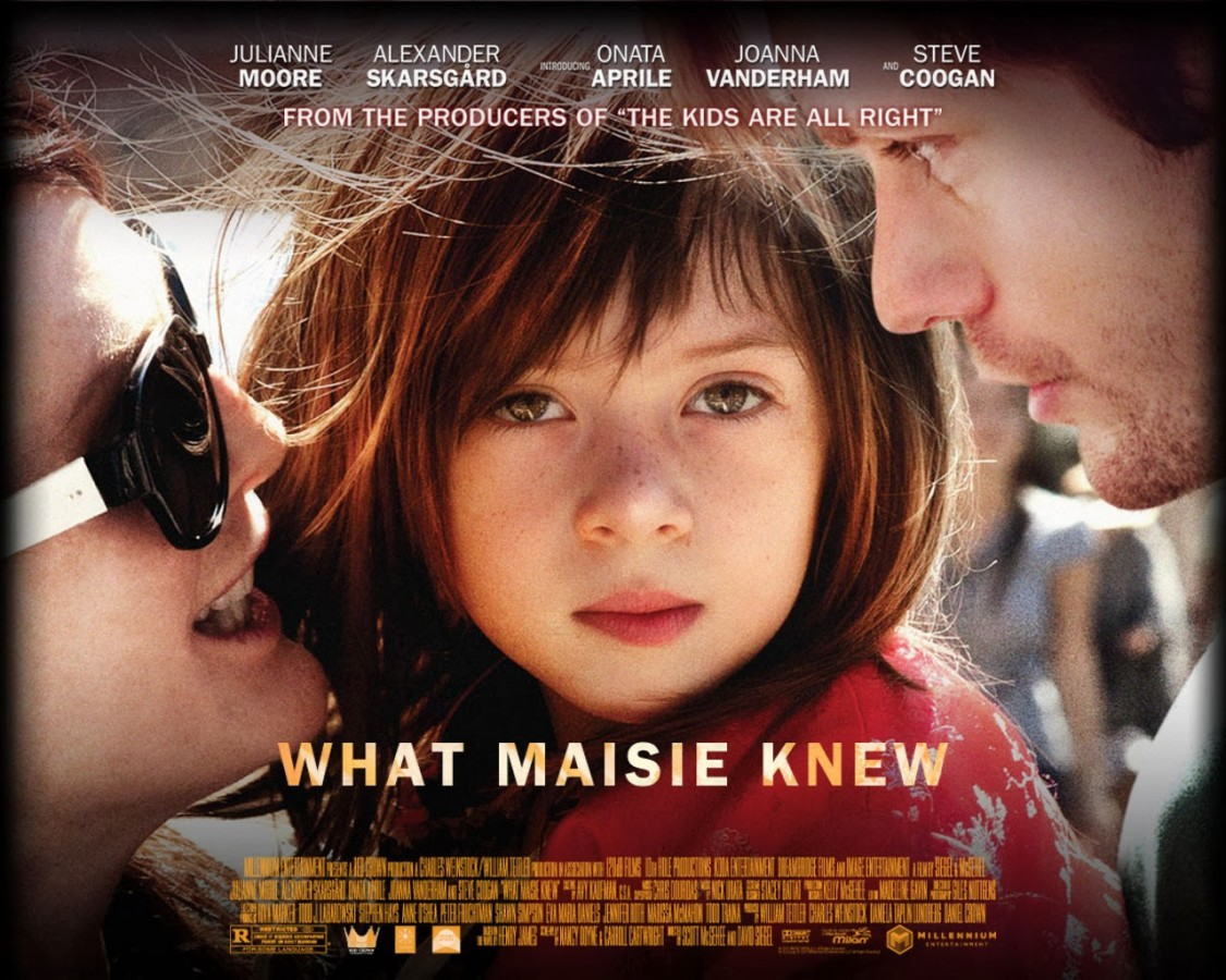 What Maisie Knew (Ce știa Maisie)