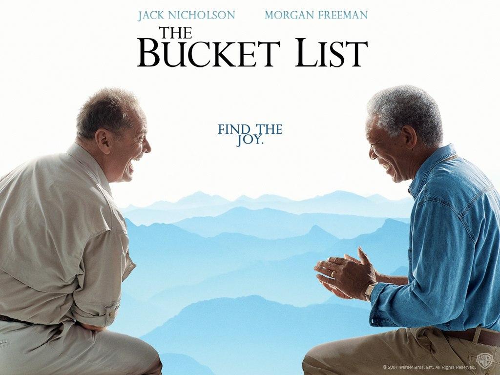 The Bucket List (Ultimele dorințe)