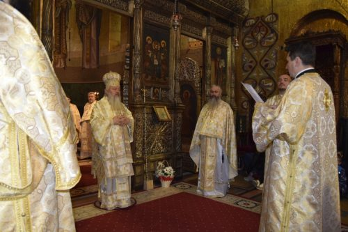 Duminica a 5-a din Postul Mare, la Catedrala Mitropolitană