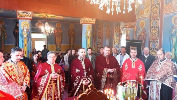 Ajutor oferit de credincioşii din Ciubanca, Dej