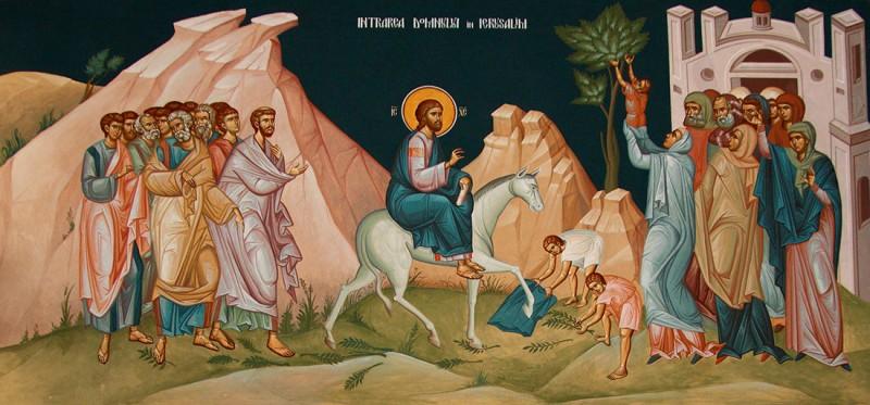 Agenda Ierarhilor din Mitropolia Clujului de Intrarea Domnului în Ierusalim