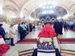 Daruri pentru 1.400 de persoane, oferite de Femeile Ortodoxe băimărene