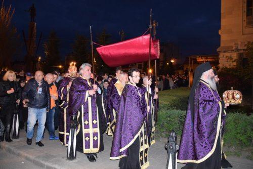 Denia Prohodului Domnului, la Cluj-Napoca