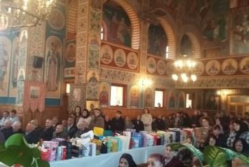 Seară duhovnicească, în Parohia Ortodoxă Aghireșu Fabrici