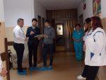 """La Centrul de Îngrijiri Paliative """"Sfântul Nectarie"""", voluntariatul – ca formă de dăruire"""