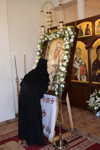 """Hramul mănăstirii clujene """"Sfânta Cuvioasă Elisabeta"""""""