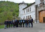 Tineri teologi clujeni, la Simpozionul Național Studențesc de la Tismana