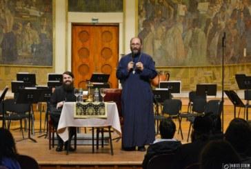 ,,CULTURA TINEREȚII – TINEREȚEA CULTURII'', cu părintele Constantin Necula