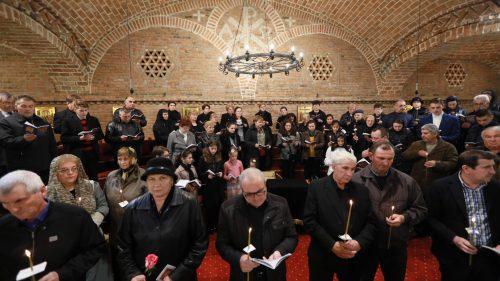 """Denia Prohodului Domnului la Catedrala Episcopală """"Sfânta Treime"""""""