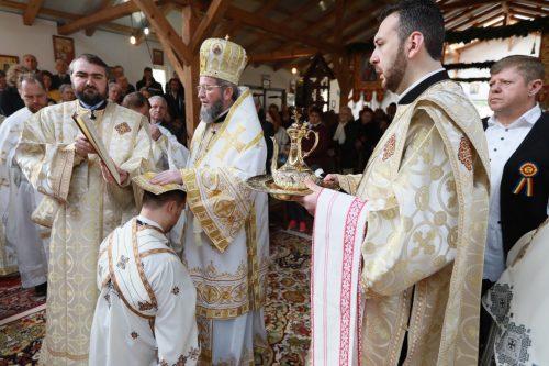 23 de ani de arhierie pentru Preasfinţitul Părinte Episcop Iustin