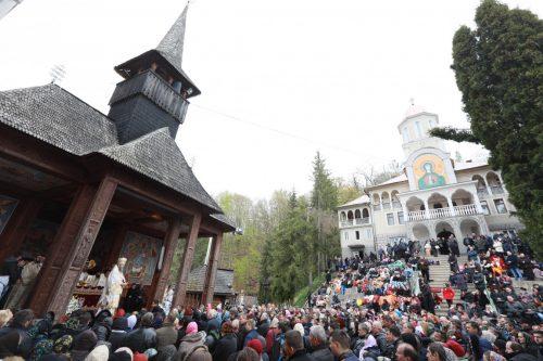 Hramul mic al Mănăstirii Rohia