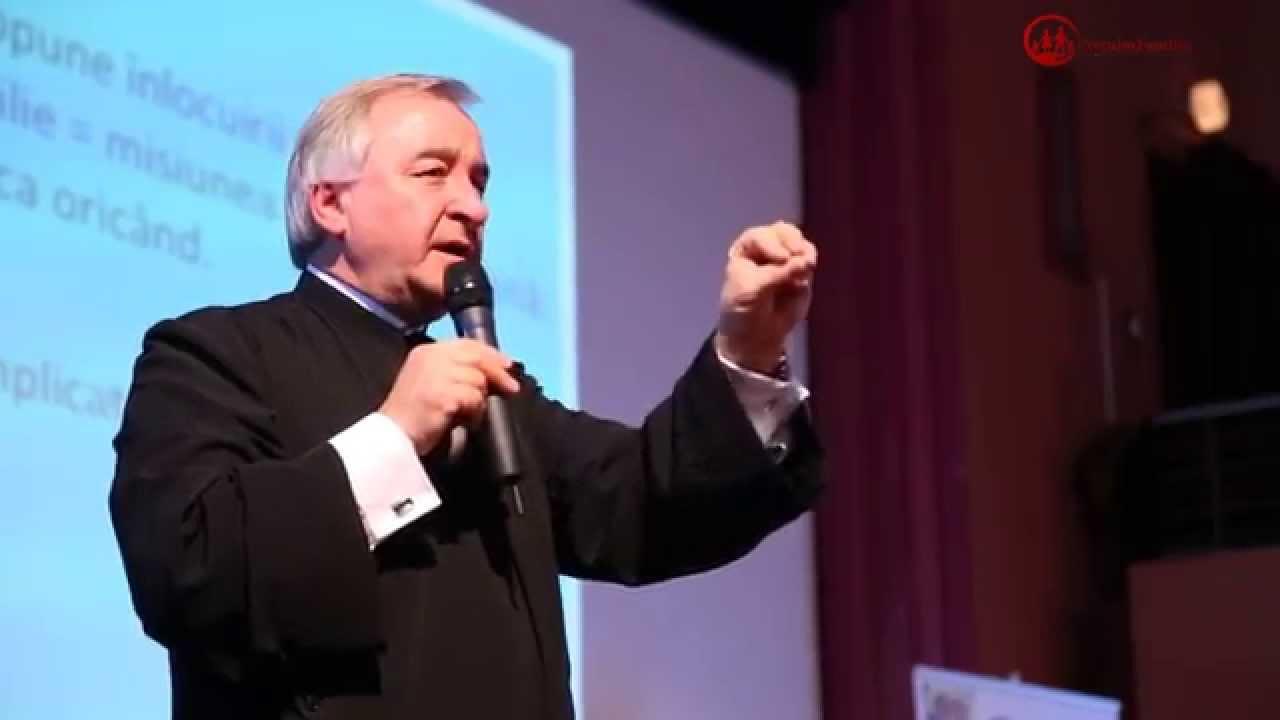 """O nouă conferință AGAPE: """" Ce mai spune Biblia omului de azi?"""""""