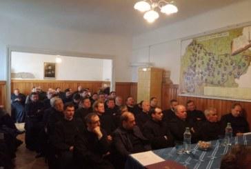 Ședință lunară la Protopopiatul Cluj I