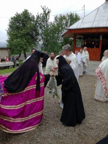 Sfântul Ioan Evanghelistul, apostolul iubirii, cinstit la mănăstirea clujeană Pădureni