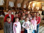 Pelerinaj pentru copiii din Hălmăsău, Protopopiatul Beclean