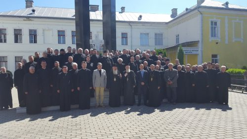 Mitropolitul Andrei s-a întâlnit cu preoţii din Protopopiatul Bistriţa