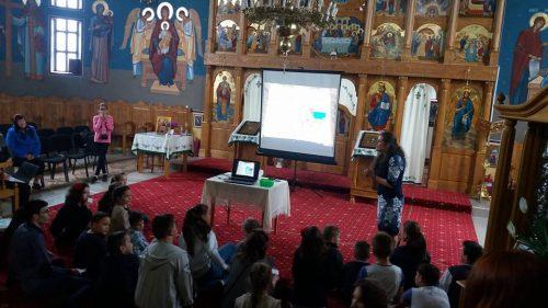 """Bucuria de a fi copil - """"Uniți în diversitate"""", la Parohia Ortodoxă """"Sfânta Treime"""" din Bistrița"""