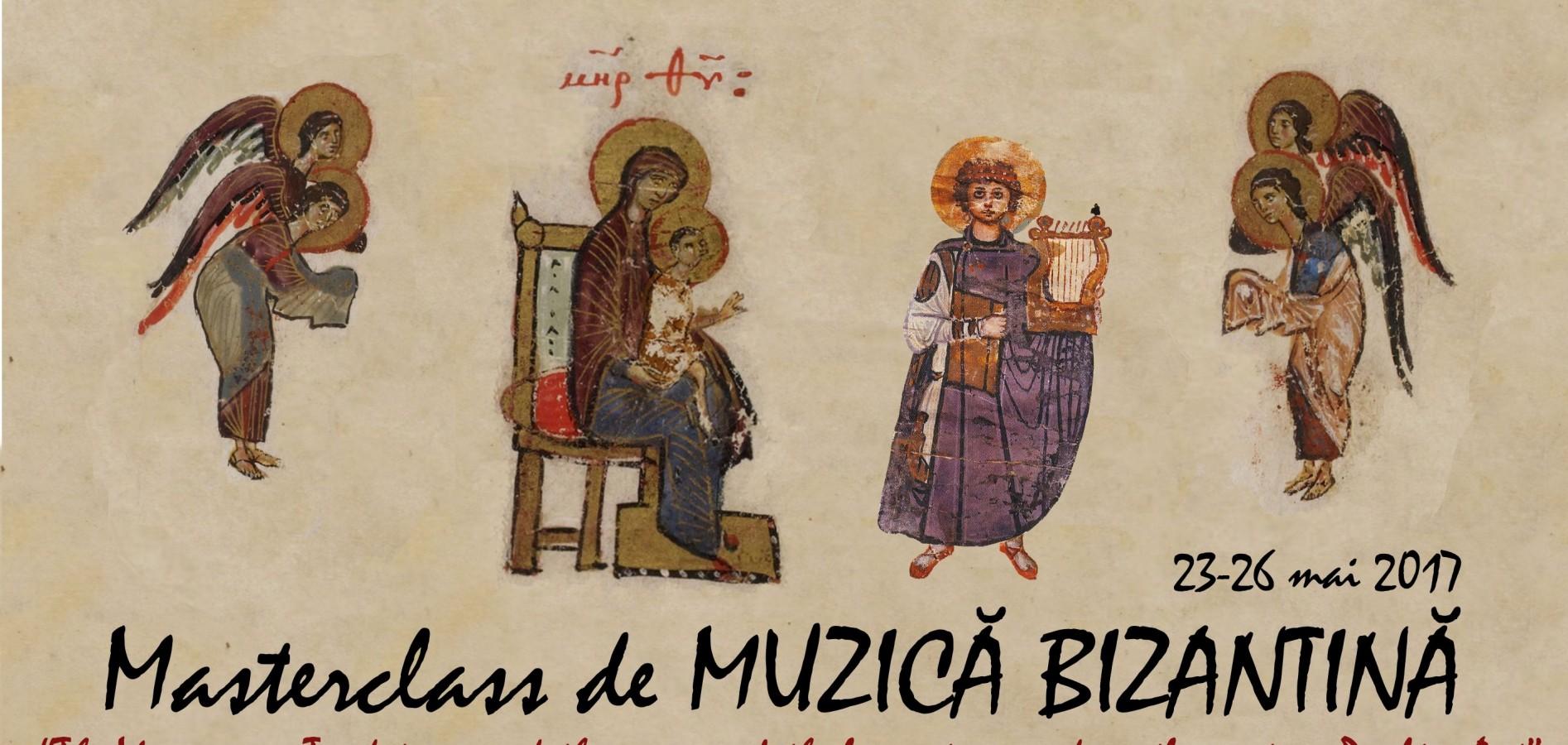 Masterclass de muzică bizantină la Cluj-Napoca