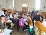 """168 de elevi, premiați la cea de-a 7-a ediție a Concursului """"Hristos ajutorul meu"""""""