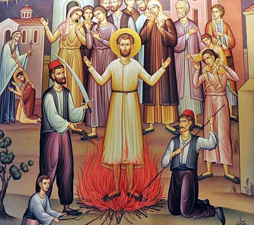 Aromânii şi Sfântul Nicolae din Metsovo