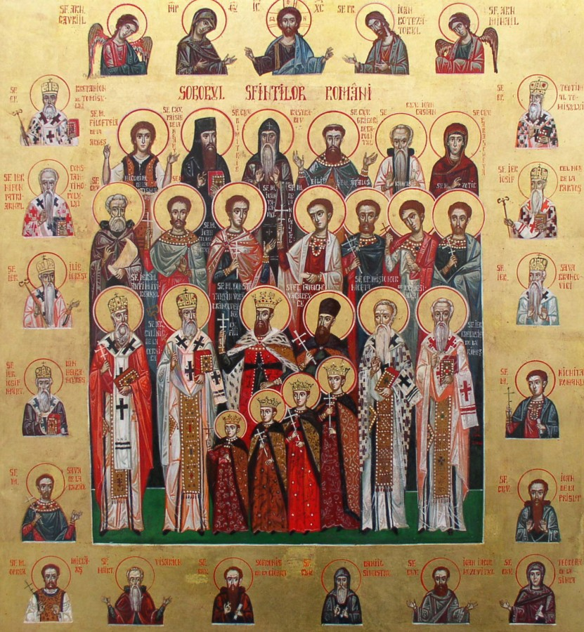 Agenda Ierarhilor din Mitropolia Clujului în Duminica Sfinților Români