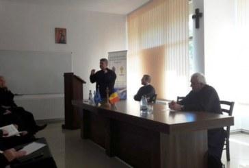 Conferinţă duhovnicească la Protopopiatul Dej