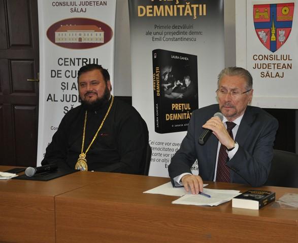 Excelența Sa, Domnul Președinte Emil Constantinescu la Zalău