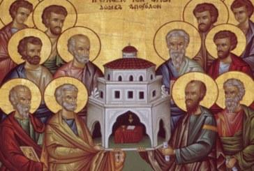 Agenda Ierarhilor din Mitropolia Clujului, de sărbătoarea Pogorârii Sfântului Duh
