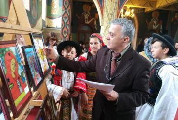 """Copiii din Parohia Ortodoxă Reteag, premiaţi la concursul """"Icoana Micului Creștin"""", la Mănăstirea Râșca Transilvană"""