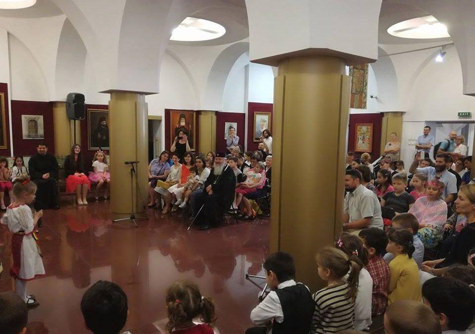 Bucuria copilăriei sărbătorită la Muzeul Mitropoliei Clujului
