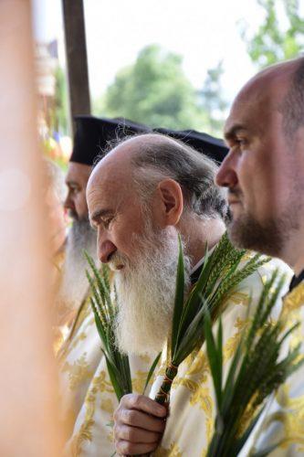 Mii de credincioși clujeni, prezenți la Procesiunea de Rusalii