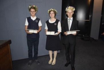Sute de premii la sfârșit de an, pentru elevii Seminarului Teologic Ortodox din Cluj