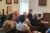 """Memorie și literatură- conferință culturală la Parohia Ortodoxă """"Sfânta Treime"""" din Cluj-Napoca"""