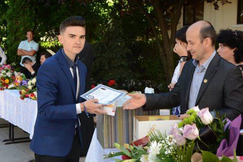Un an școlar încununat cu premii, pentru elevii Seminarului Teologic Ortodox din Cluj