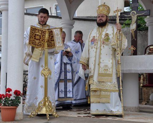 """Hramul bisericii ,,Sfânta Treime"""" din Zalău"""