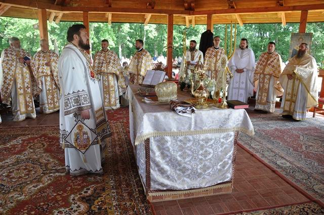 Hramul Mănăstirii Bobota din Episcopia Sălajului