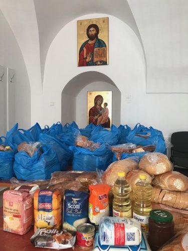 Daruri de Rusalii și 1 Iunie, pentru copiii și familiile defavorizate din Bistrița