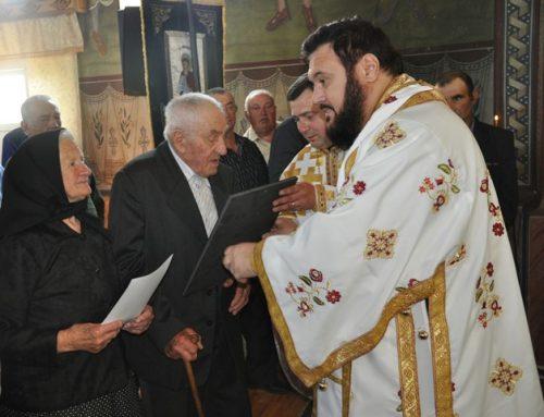 Liturghie Arhierească la Parohia Șoimuș
