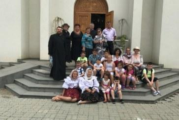 """Luna iunie, luna copiilor în Parohia clujeană """"Sfinții Ioachim și Ana"""""""