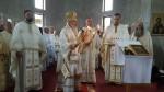 ÎPS Andrei, la deschiderea oficială a Mănăstirii Pantocrator de la Beclean