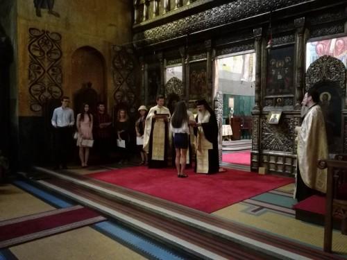 Elevii de elită ai Clujului, premiați de Arhiepiscopie