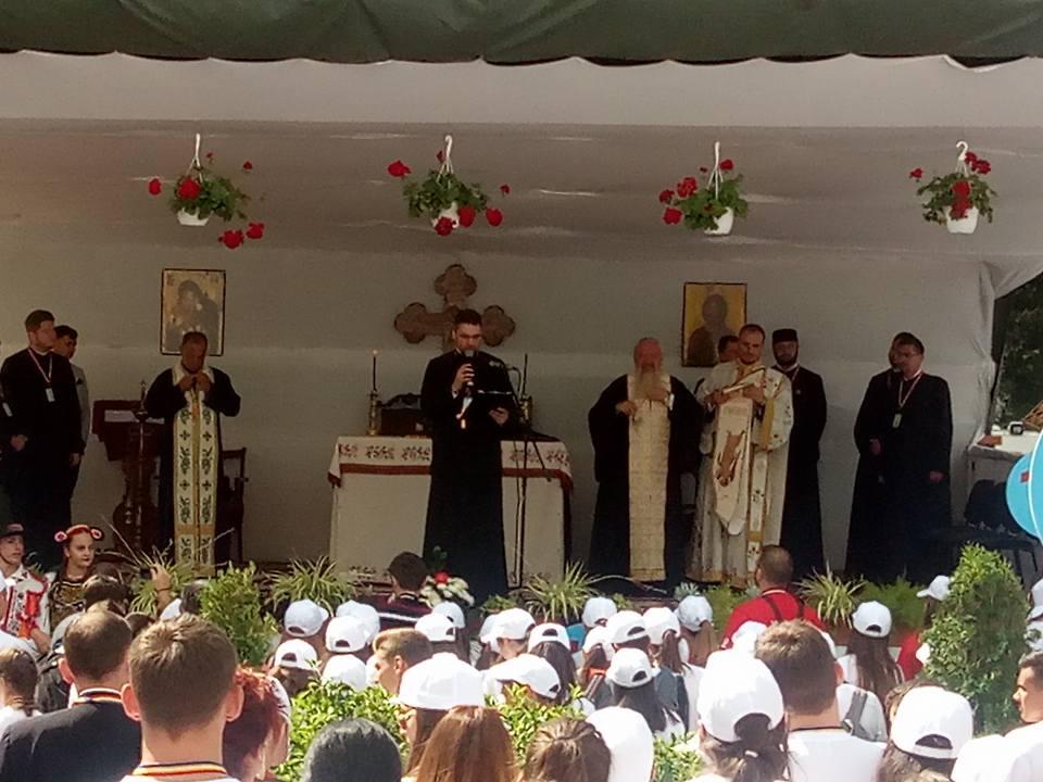 Bistriţa, 29 – 30 iulie 2017: Întâlnirea Tinerilor Creştini Ortodocşi din Mitropolia Clujului