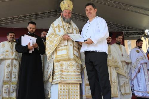 Târnosirea bisericii din Ilba, Protopopiatul Baia Mare