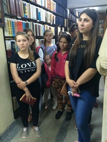 Excursie gratuită pentru 22 de copii din Parohia Ortodoxă Telcișor