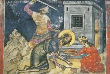 Agenda Ierarhilor din Mitropolia Clujului, de Praznicul Tăierii Capului Sfântului Ioan Botezătorul