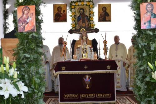 Mitropolitul Clujului, la hramul Mănăstirii Cormaia